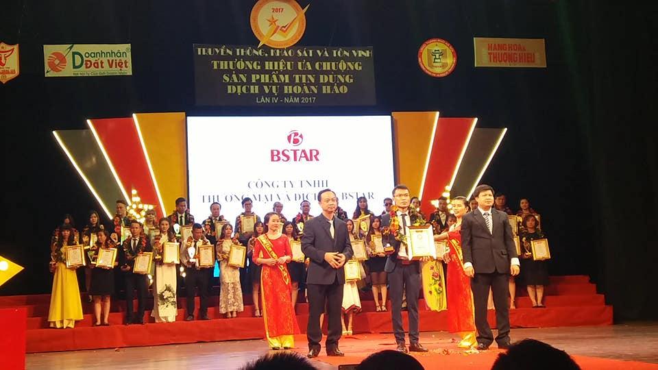 Che Day Bstar San Pham Tin Dung 2017
