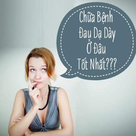 Chua Benh Dau Da Day O Dau Tot Nhat