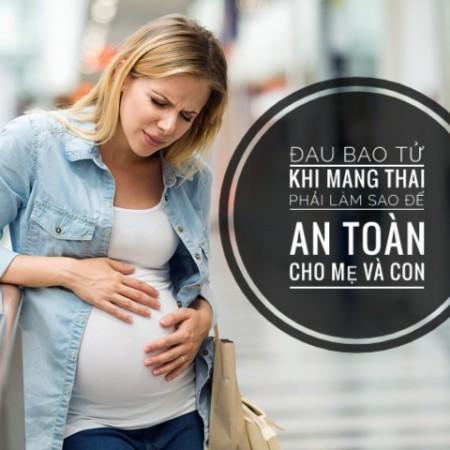 Dau Bao Tu Khi Mang Thai 1