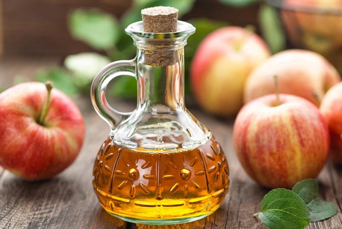 Giấm táo giúp cân bằng mức axit dạ dày và giúp cơ thể tránh bị ợ nóng hay ợ chua