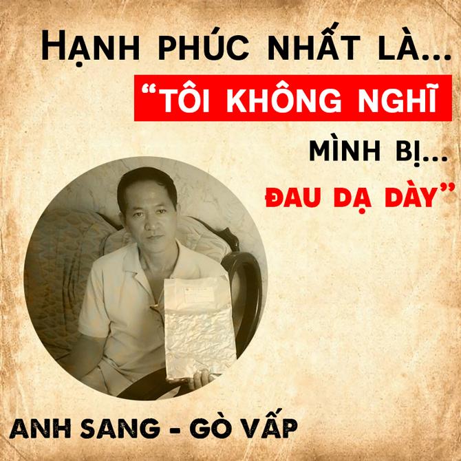 Hanh Phuc Nhat La Toi Khong Nghi Minh Bi Dau Da Day