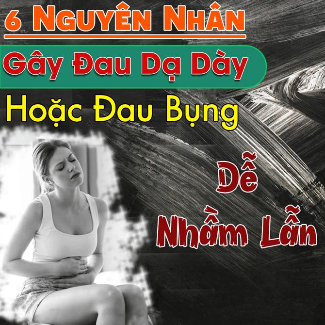 Nguyen Nhan Benh Dau Da Day Bao Tu