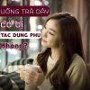 Uong Tra Day Co Bi Tac Dung Phu Khong